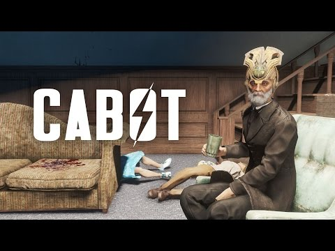 The Full Story of the Cabot Family and Cabot House - Fallout 4 Lore