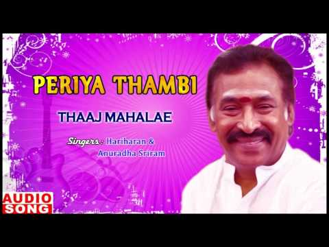 Taj Mahale Song | Periya Thambi Tamil Movie | Prabhu | Nagma | Deva | Music Master