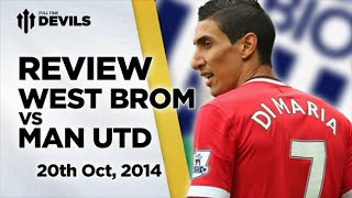 Horrible Monday Night Football | West Brom 2-2 Manchester United  | MATCH REVIEW