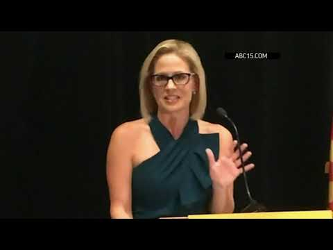 Kyrsten Sinema Flips Arizona Senate Seat