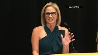 Democrat Kyrsten Sinema flips Arizona Senate seat