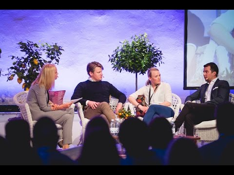 Sanna Westman och Niklas Jarl - Nordic eCommerce Summit Stockholm 2016