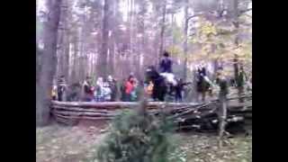 Hubertus 2013, Nowy Dwór, Deresz