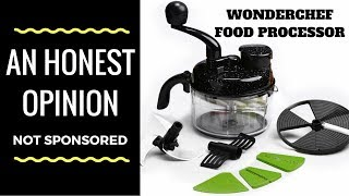 Wonderchef Turbo Dual Speed Food Processor Review In Hindi | Wonderchef Chopper | Urban Rasoi