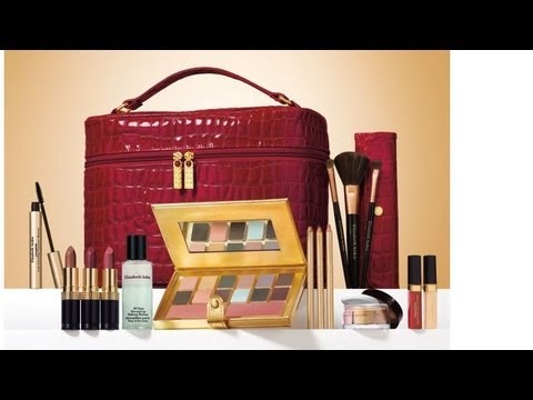 Review & Tutorial: Elizabeth Arden's Holiday 2011 Beauty Treasures ...