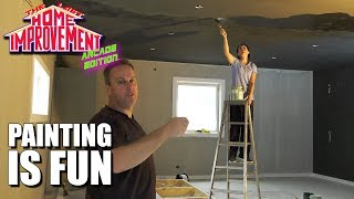 Painting Is Fun - Home Improvement - Ep 08