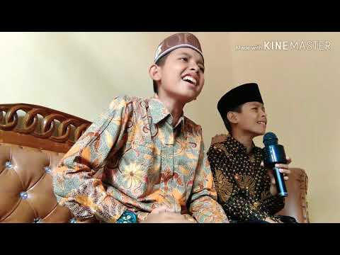 Duet.... Chandra Dan Adiknya Fauzan Surah Asy Syams 2020