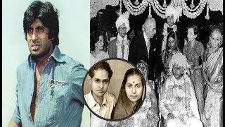 चंबल में डकैतों के साथ रहते थे अमिताभ बच्चन के ससुर, देखिये...