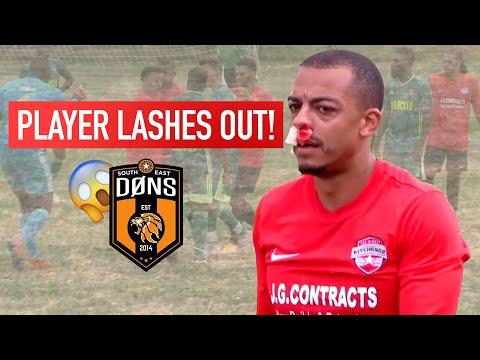 SE DONS vs KITCH!   Brotherhood's Sunday League Football   Kitchener FC