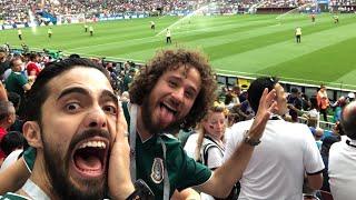 ASÍ LO VIVIMOS! México Alemania