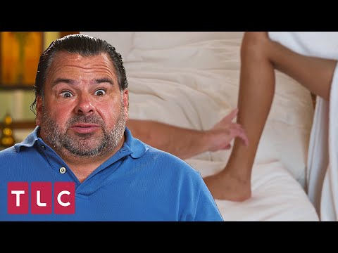 Ed Wants Rose To Shave Her Legs | 90 Day Fiancé: Before The 90 Days