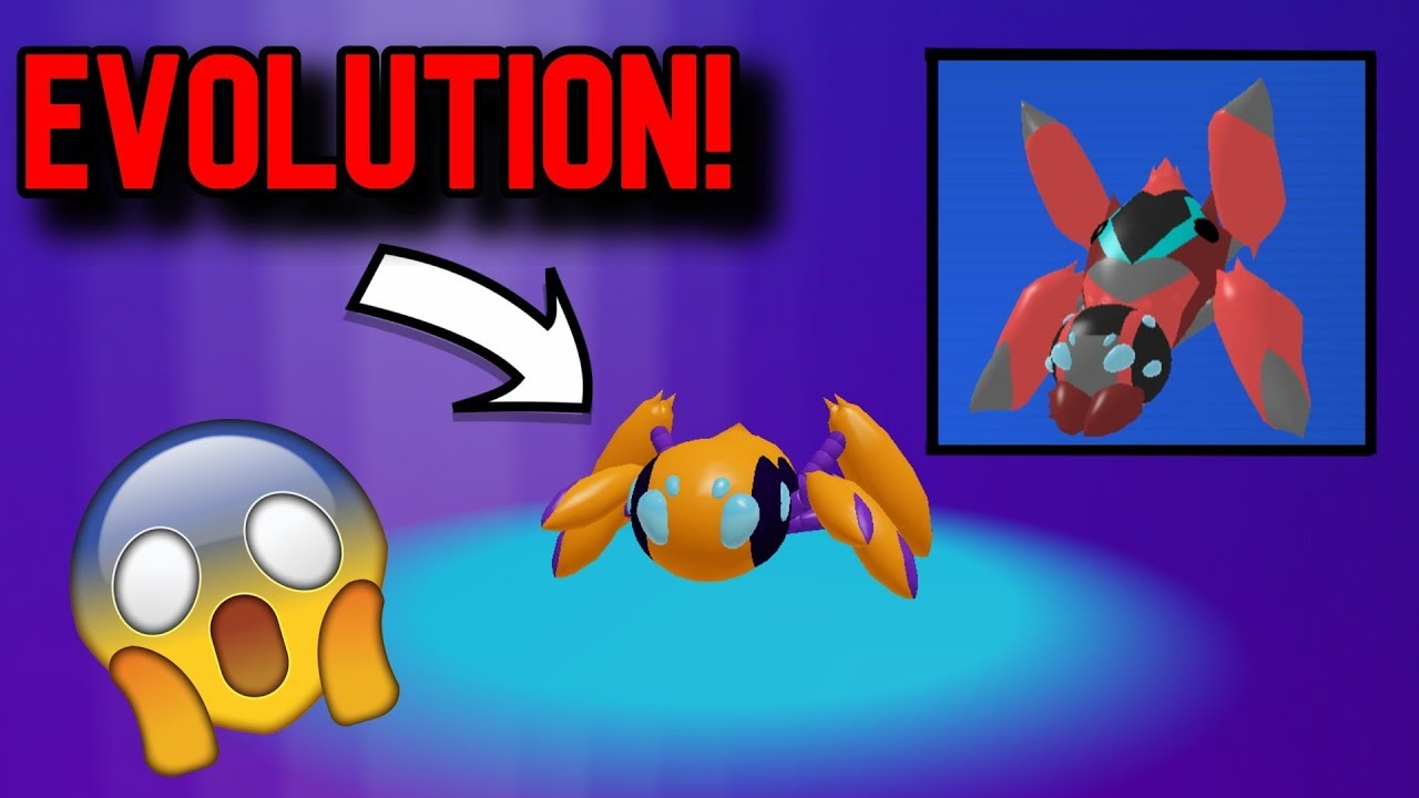 Insane Pyder Evolution Op Roblox Loomian Legacy Youtube