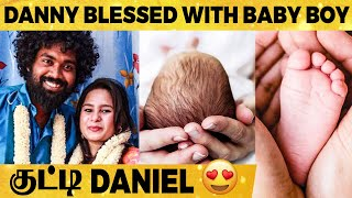 Bigg Boss fame Danny & Denisha Blessed with Baby Boy ?? | Daniel Annie Pope