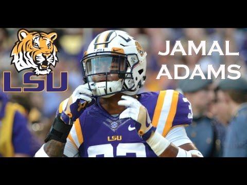 quality design 95955 5eaa3 Jamal Adams Highlights HD | LSU | 2017 NFL Draft