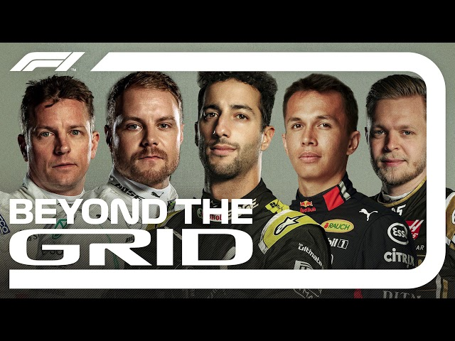 Best of 2019!   Beyond The Grid   Official F1 Podcast