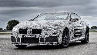بي إم دبليو M8 يكشف عن نموذجها – وسيارة سباق الفئة الثامنة في الطريق