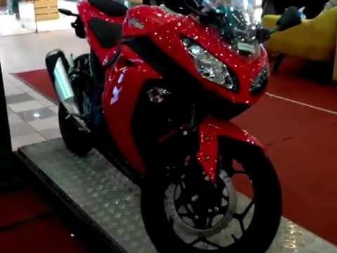 Review Kawasaki New Ninja 250 Ex250l Tahun 2015 Youtube