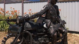 Скульптуру лейтенанта времен Второй мировой войны создали под Анапой