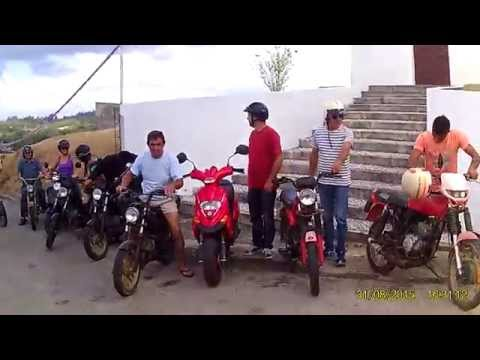 Passeio de motas antigas Figueiró do campo 08/2015(2)