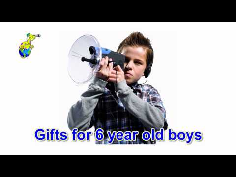 Great Gift Ideas For 6 Year Old Boys Educational Toys
