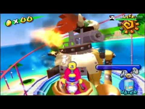 Super Mario Moonshine (Part 2) - Finest Resort, Amusement Park, Natural Wonderland
