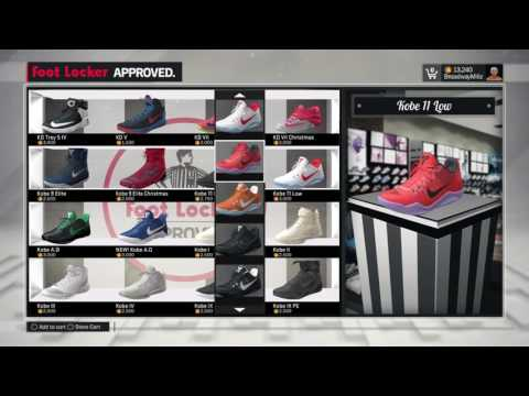 ANOTHER PATCH 2k17?  PATCH 1.10 DOWNLOADED NEW SHOES THATS SOME BULLSHIT