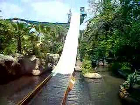 Tanganyika Tidal Wave @ Busch Gardens Tampa Bay-Florida - YouTube