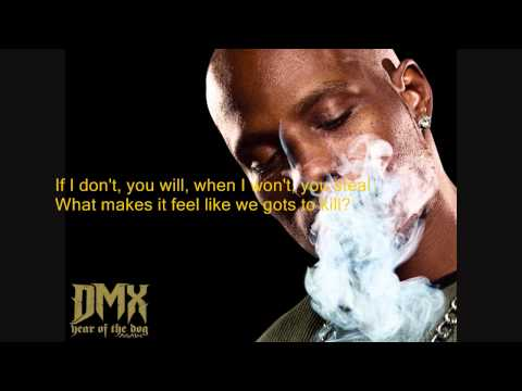 DMX  The Rain Lyrics HD