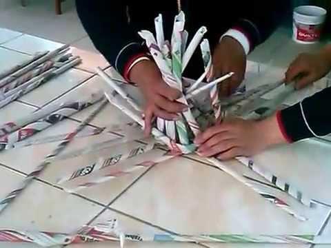 "Milagros: ""Proyecto Reciclar para Vivir"" Eureka 2015"