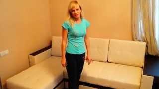 Покупка нового дивана!!! УРА!!! Модель ''Атланта'' фабрики ''Багато Меблів''