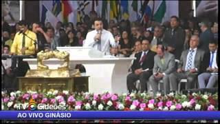 Pastor Marco Feliciano Gideões 2014