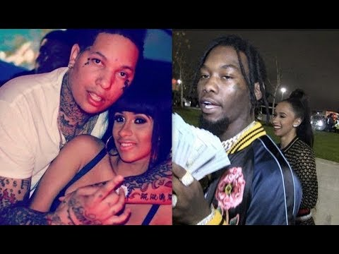Cardi B Calls Up King Yella and Exposes him for lying about Smashing Her.