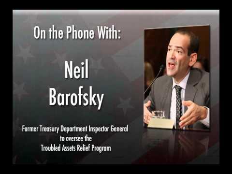 TARP - Neil Barofsky Interview