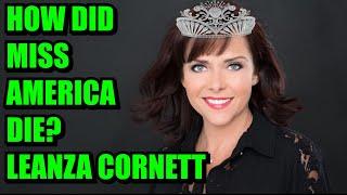 How Did Miss America 1993 Die?, Leanza Cornett, Dies At 49