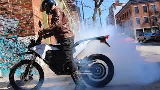 Zero Motorcycles Promo - Piston Society, Cincinnati