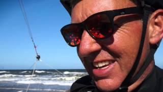 Round Texel 2015 - Mooi snel rondje catamaran zeilen