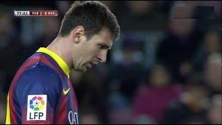 Barcelona  vs Real Sociedad (2-0) All Goals & Highlights 05.02.2014