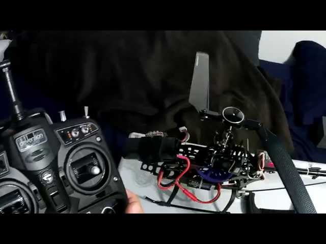 v450d01 DeVO 10 Understanding Blade Pitch & Transmitter Binding