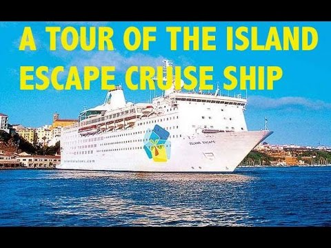 Island Escape Cruise Ship Thomsons Holidays
