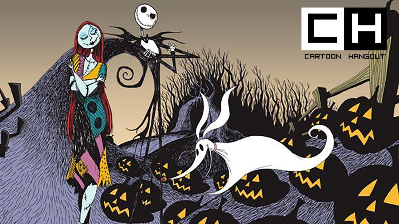 The Nightmare Before Christmas Receives Comic Book SEQUEL - YouTube