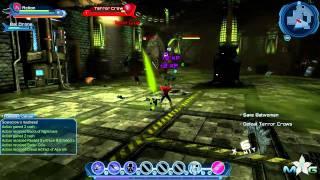 DC Universe Online - Gotham City Scarecrow Story Arc pt.4