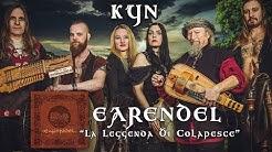 "KYN - ""La Leggenda Di Colapesce"" (Official Audio) #kyn #Earendel #Blackdownmusic"