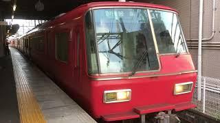 [2018年度廃車編成]名鉄5300系 5304f、犬山駅  発車‼️