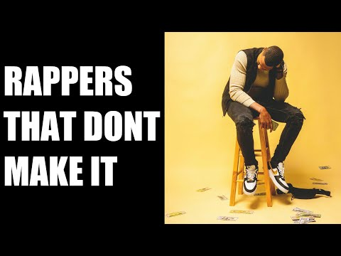 4 Reasons Why Rappers Don't Make It - Paradym Music Group 2016