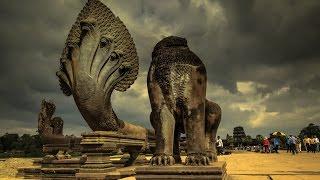 Ангкор. Таинственный город призрак. Документальный фильм