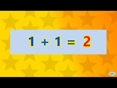 Learn Numbers! Learn Additions! One Plus One, One Plus Two, One Plus Three