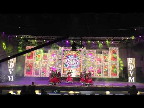 Ghoomar movie padmaavat  SDVM Senior panipat  choreography by Divya malhotra