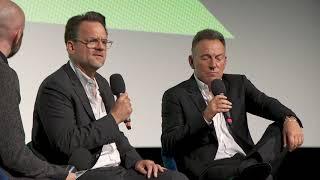 Baixar Bruce Springsteen & Thom ZImny - BFI London Film Festival 2019