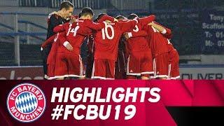 Video Gol Pertandingan Celtic U-19 vs FC Bayern Munchen U-19