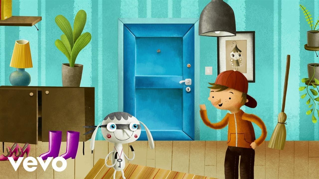 Tadek Niekradek - Puk Puk | Teledyski Dla Dzieci
